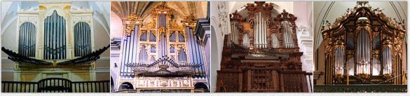 Restauración de Óganos Históricos