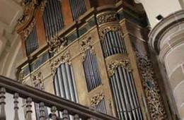 Órgano de San Juan Bautista de Atienza