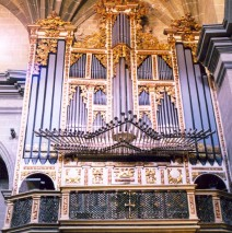 Órgano de la Catedral de Albarracín