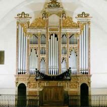 Órgano de la Parroquia de Cella