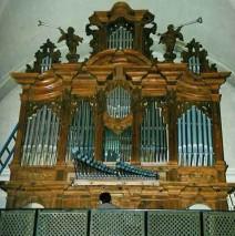 Órgano de la Parroquia de la Merced