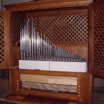 Órgano Realejo del s. XVII