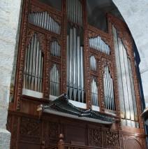 Órgano Histórico de Santa María La Mayor