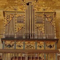 (Español) Órgano de la Santa María de Torrelobatón