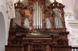 (Español) Órgano de Belmonte de San José