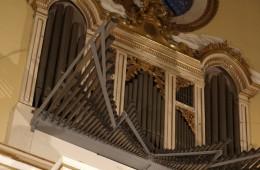 Órgano de Santa María la Mayor de Épila