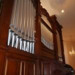 Órgano de la Iglesia de San Antonio de los Alemanes