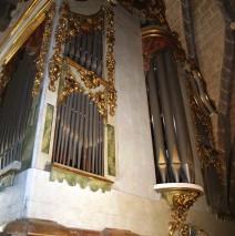 (Español) Órgano de Iglesia de Santiago Apóstol