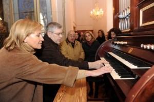 Órgano Iglesia de San Antonio de los Alemanes