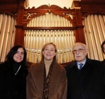 (Español) La Comunidad de Madrid prosigue con su Plan de Recuperación de Órganos Históricos