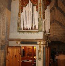 La Comunidad restaura el órgano de la Iglesia de Santiago Apóstol de Villa del Prado