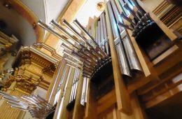 Órgano del Salvador de Casas Bajas. Valencia
