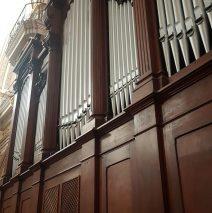 Órgano de San Jaime de Villa Real. Castellón