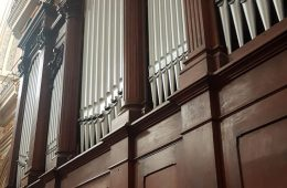 (Español) Órgano de San Jaime de Villa Real. Castellón